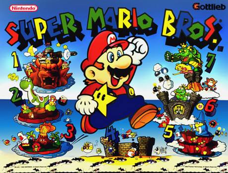 #26: Super Mario Bros.