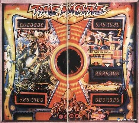#1: Time Machine