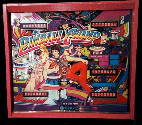 #91: Pinball Champ