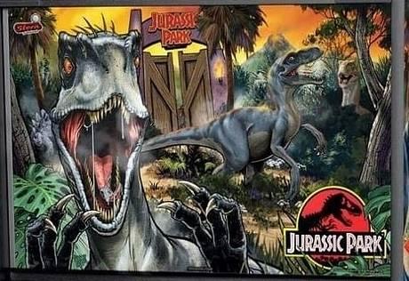 #1: Jurassic Park (Premium)