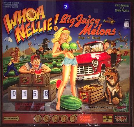 #436: Whoa Nellie! Big Juicy Melons