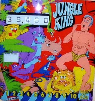 #6: Jungle King