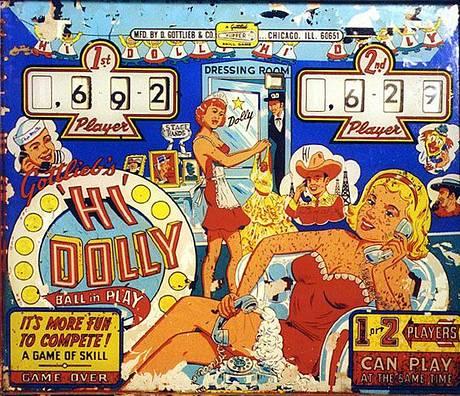 #756: Hi Dolly