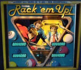 #246: Rack 'Em Up