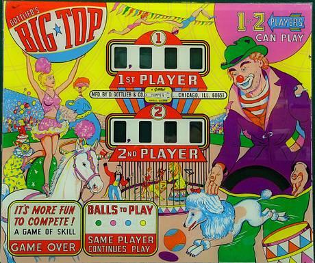 #16: Big Top
