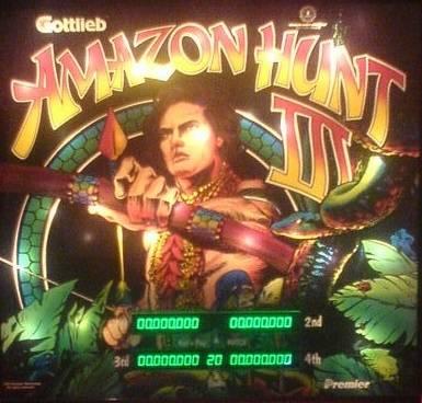 #: Amazon Hunt III