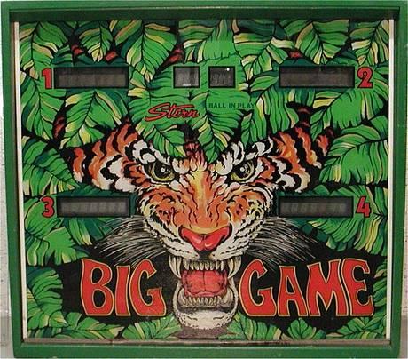#16: Big Game