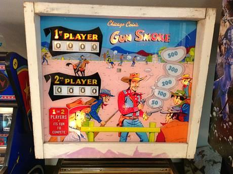 #11: Gun Smoke