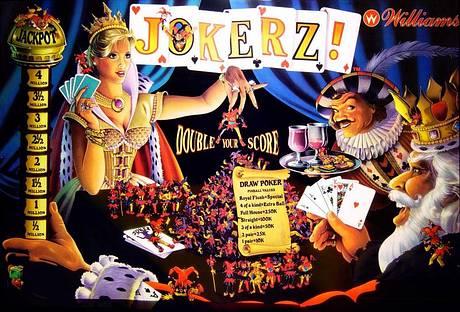 #11: Jokerz!