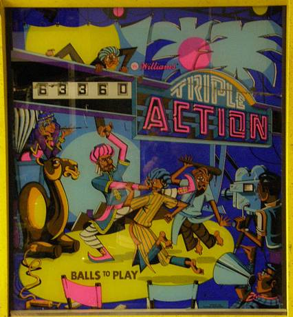 #576: Triple Action