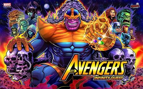 #121: Avengers: Infinity Quest (Premium)
