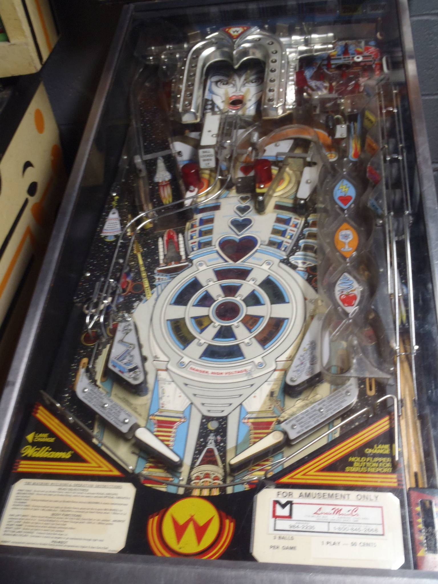 the machine of pinbot for sale