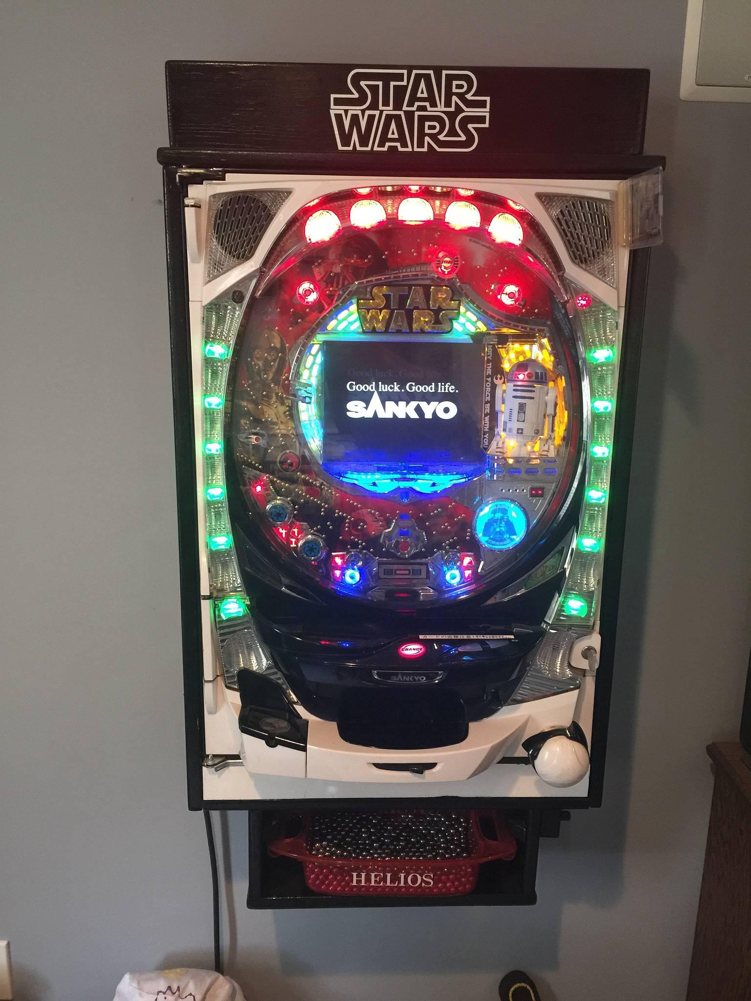 wars pachinko machine for sale