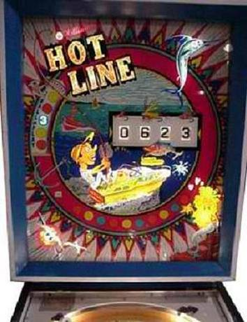 #71: Hot Line
