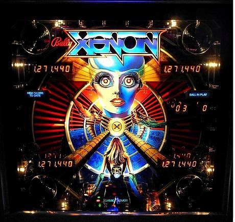 #1: Xenon