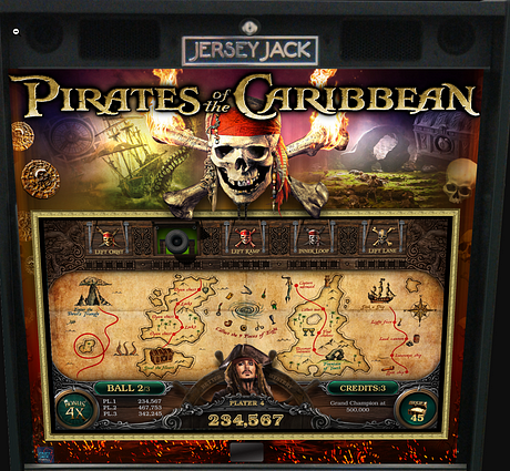 #1: Pirates of the Caribbean (CE)