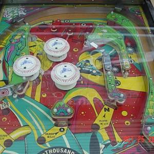 tri zone pinball machine