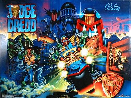 #11: Judge Dredd