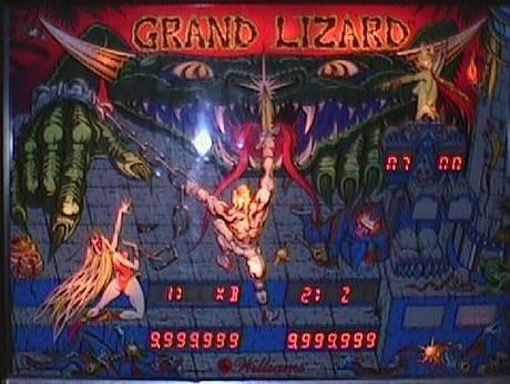 #81: Grand Lizard