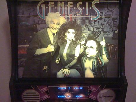 #21: Genesis