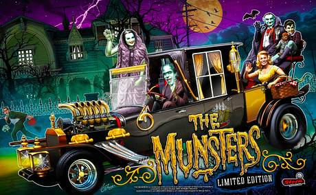 #16: Munsters (Limited Edition)