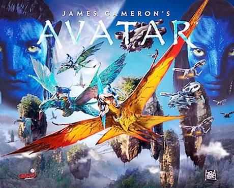 #121: Avatar (LE)