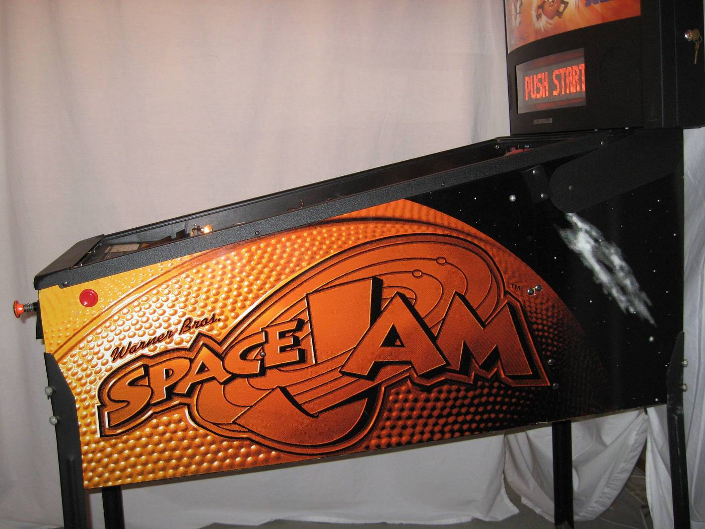 space jam pinball machine for sale