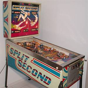 Image result for split second pinball