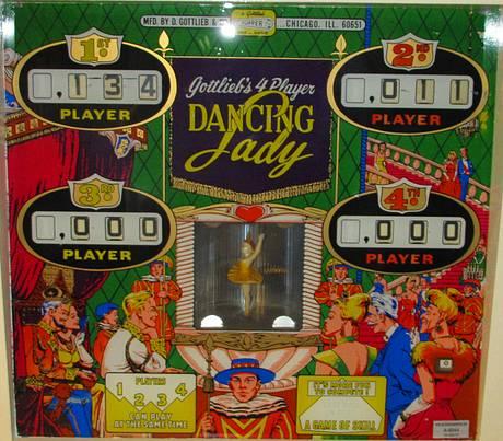 #31: Dancing Lady