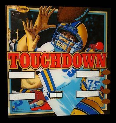 #161: Touchdown