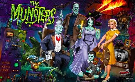 #51: Munsters (Pro)