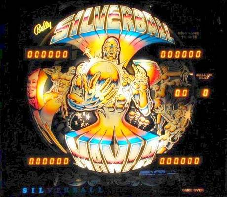 #16: Silverball Mania
