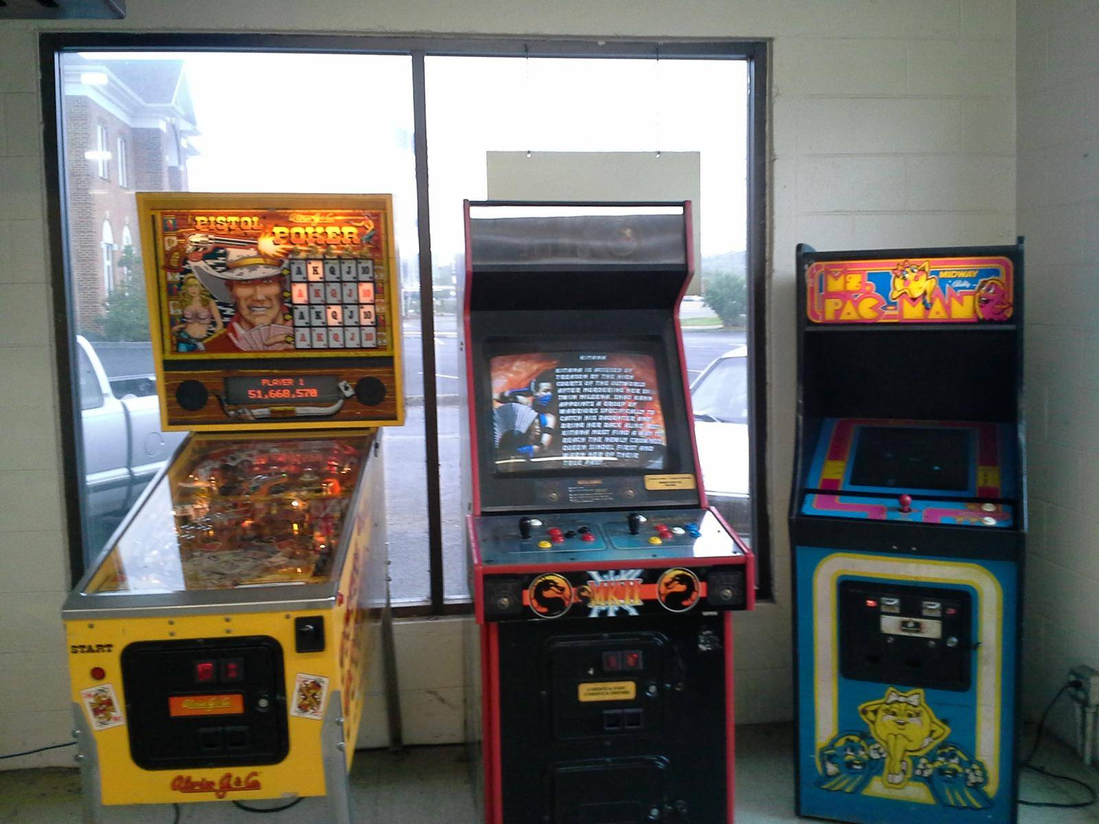 Tailgate party slot machine