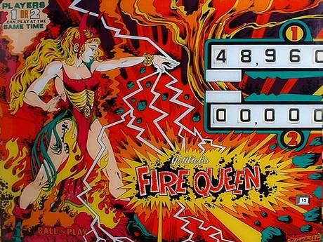 #11: Fire Queen