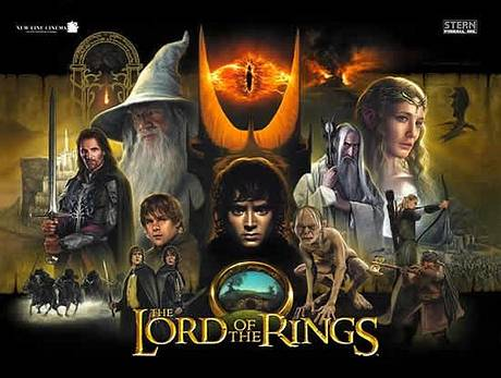 #1: Lord of the Rings