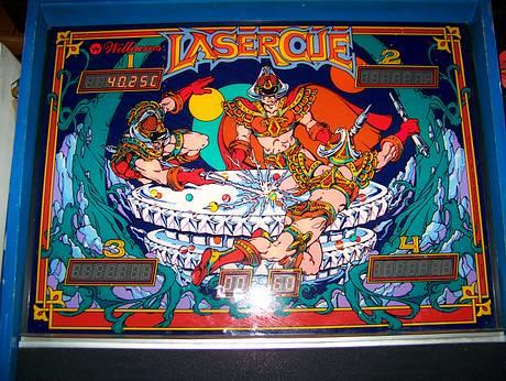 #66: Laser Cue