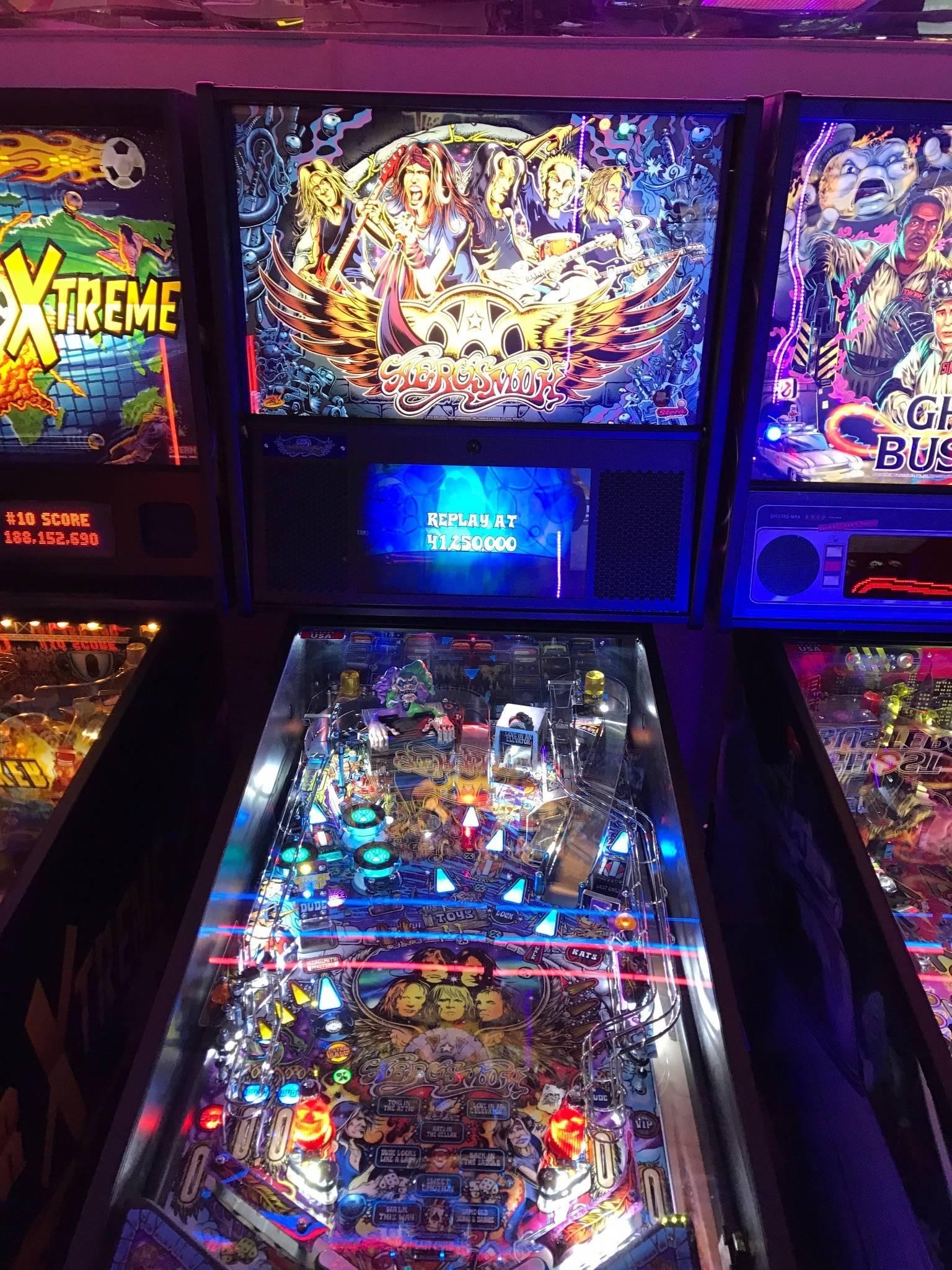 Pinside pinball forum
