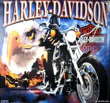 #136: Harley Davidson