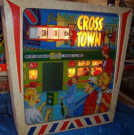 #41: Cross Town