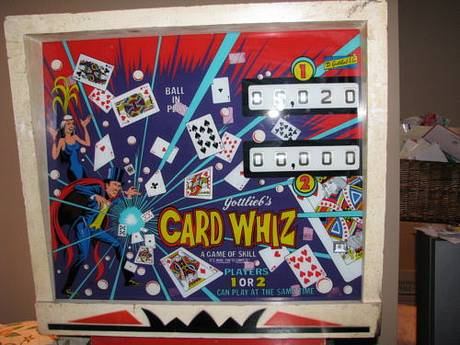 #16: Card Whiz