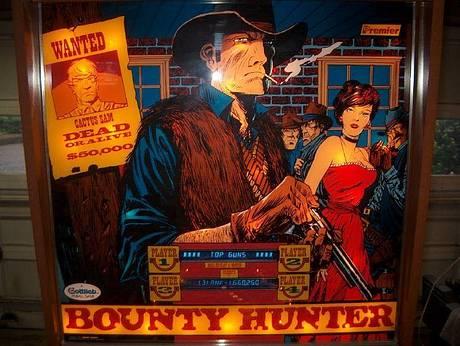 #1: Bounty Hunter