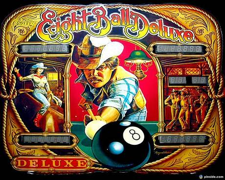 #81: Eight Ball Deluxe