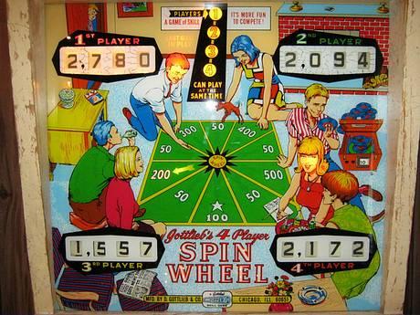 #26: Spin Wheel