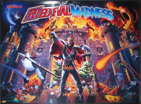 #1: Medieval Madness (Remake - Special Edition)