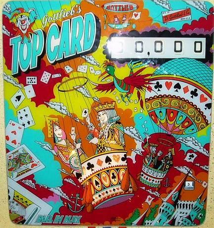 #21: Top Card