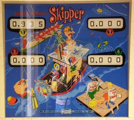 #191: Skipper