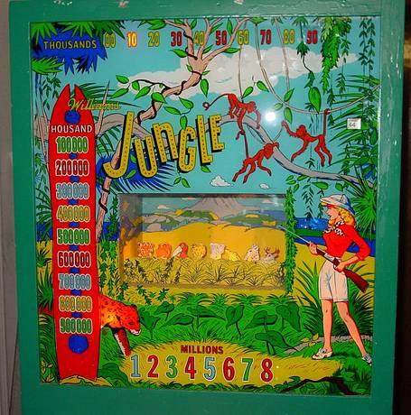 #1: Jungle