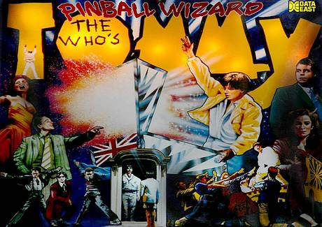 #51: The Who's Tommy Pinball Wizard
