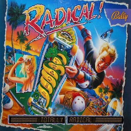 #16: Radical!