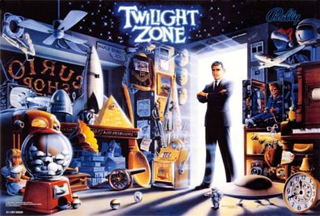 #1: Twilight Zone